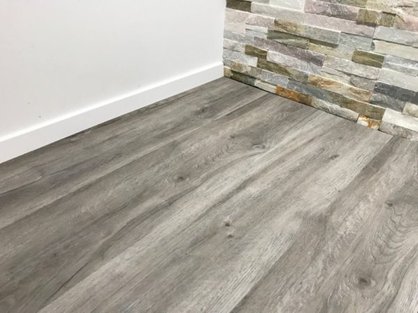 Vinylboden Bigfoot XXL Rustic Oak grey Landhausdiele