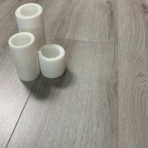 Laminat Made in Germany Eiche grau Breitdiele